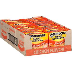 $4.80Maruchan Ramen Chicken, 3.0 Oz, Pack of 24
