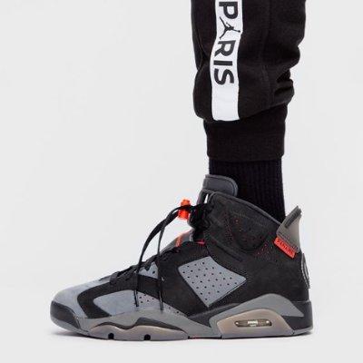 低至5.5折+额外8折 £68就收AJ6 潮人必备战鞋Air Jordan 精选款式限时大促 做这条街上最酷的崽