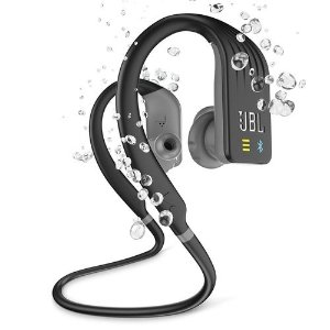 JBL Endurance DIVE Waterproof Wireless Sport Earbuds with Built-In MP3 Player