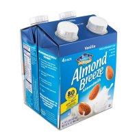 香草口味杏仁奶 4盒装