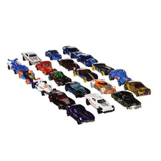 $12.99(原价$21.99)史低价:Hot Wheels 金属材质小汽车20个套装