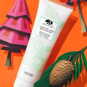 20% Off + Up to 14-Piece Free Gift11.11 Exclusive: Origins Cleansers Singles Day Event