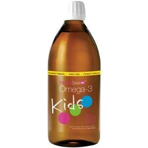 NutraSea 口香糖味 液体Omega-3 + 维生素 D 500ml