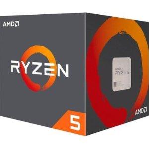 $99.99 (原价$189.99)白菜价:AMD Ryzen 5 1600 6核 3.2GHz 处理器