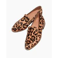 Madewell 豹纹乐福鞋