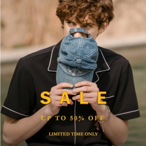 Up To 50% OffMen's Clothing @ Sandro Paris
