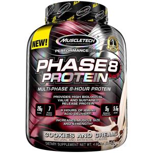 MuscleTech 蛋白粉 奥利奥口味 2.2磅装
