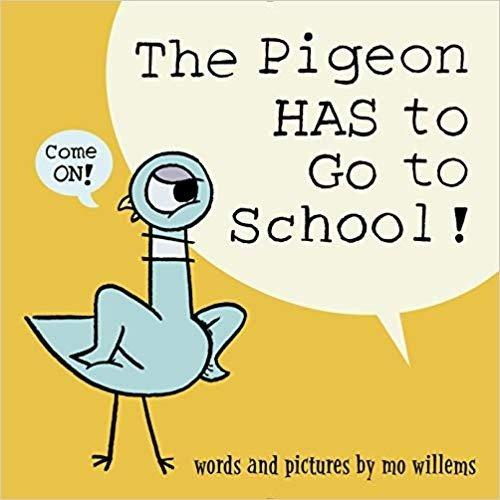 鸽子也要去上学