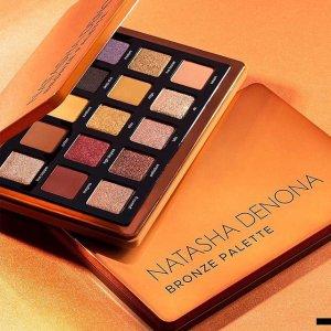 仅€68.95 热辣的夏日专属惊喜补货:Natasha Denona 2020新品 Bronze 15色眼影盘