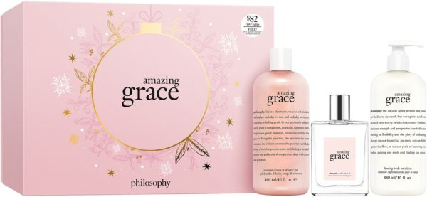 Amazing Grace 大容量套装