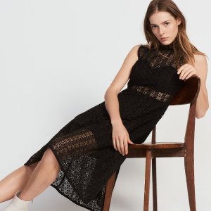 Dealmoon Exclusive Early Access!  Additional 20% Off Lace Items @ Sandro Paris