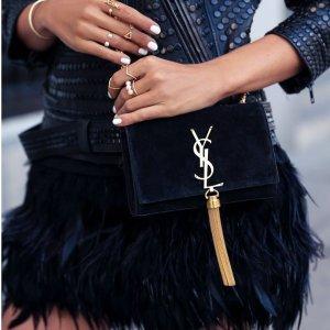 低至7折,最高立减$747折扣升级:上新!Saint Laurent 时尚美包热卖,收经典链条包