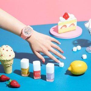 6折起Casio Baby G系列 限时特惠 日系女士腕表$52起