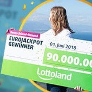 3次 EuroJackpot 只要0.99欧 周五开奖