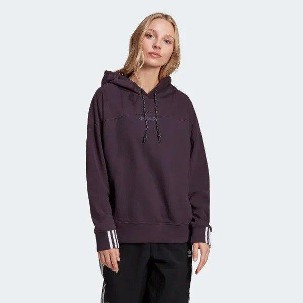 R.Y.V. 紫色卫衣 新款