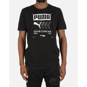 Puma男子运动T恤