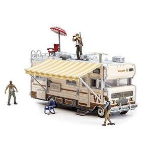 $24.99 (原价$59.99) 美亚销量冠军McFarlane Toys 行尸走肉之戴尔的房车拼搭玩具套装,468片