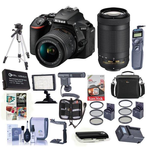 D5600 Pro双镜头套装