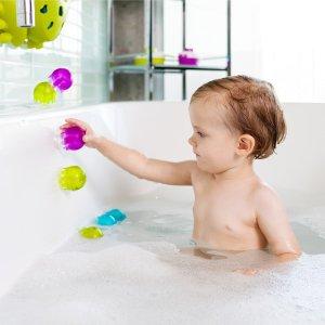 Boon 'Jellies' 吸盘啫喱洗澡玩具,9个装