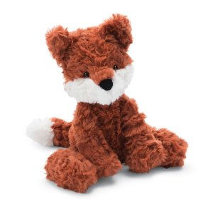 Jellycat新加入杂毛狐狸毛绒玩具