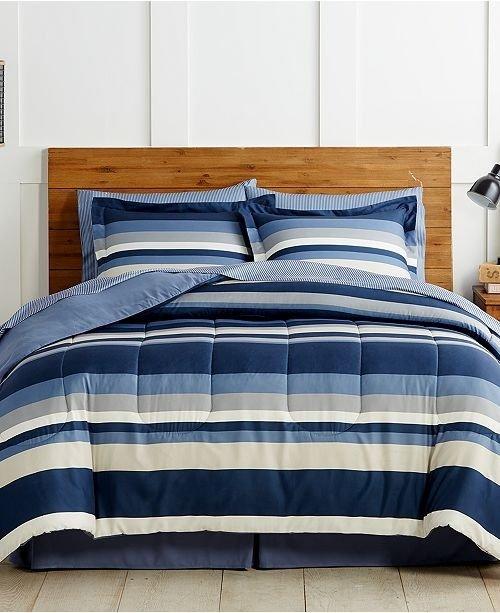 双面保暖被床品8件套