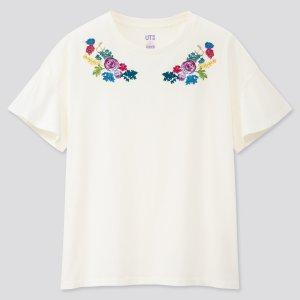 UniqloANNA SUI合作T恤