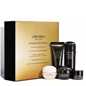 Free Deluxe Sampleswith Shiseido Beauty Purchase @ Bergdorf Goodman