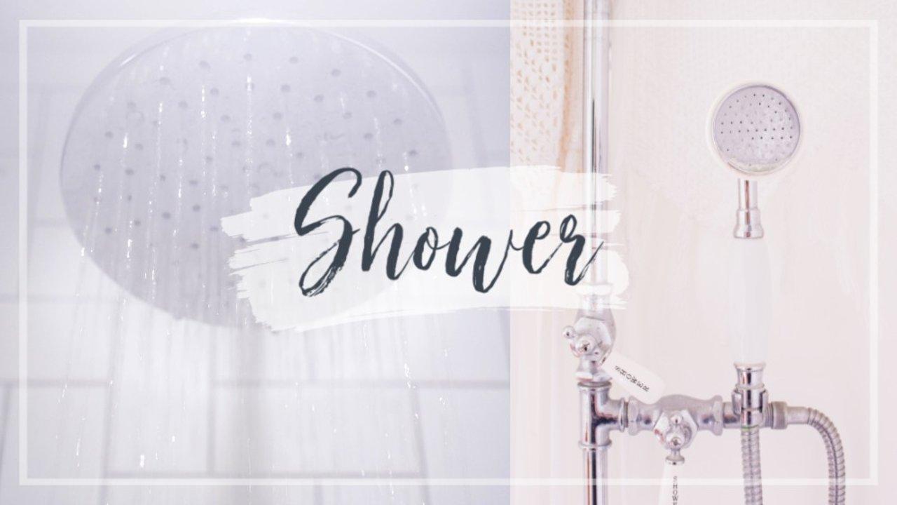 9款美容花洒推荐 | 淋浴自带疗愈SPA,美肌嫩肤+防止掉发头秃,拯救你的发际线!
