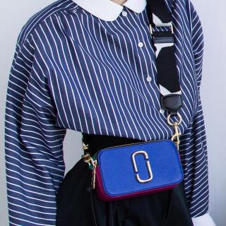新用户8.5折+直邮中国Marc Jacobs 人气款相机包热卖 £90收多款卡包
