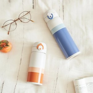 LIFEASEMid-autumn Theme Thermos Cup - 350ml/500ml