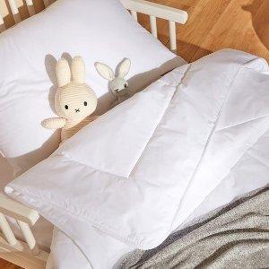 低至5折+额外7折In Homeware 高品质床上用品折上折 收高颜值被套、床单