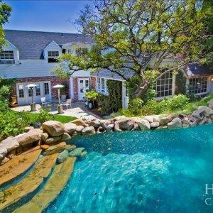 $695起 多个好莱坞名人曾坐拥该房产洛杉矶好莱坞山别墅 可入住8人 私人精致花园