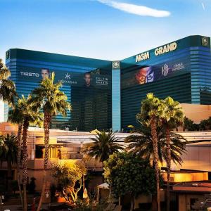 低至$52/晚起MGM官网 拉斯维加斯4星米高梅酒店 早订特惠