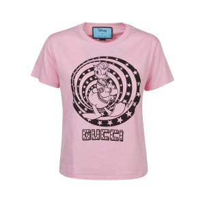 GucciPrinted Cotton T-shirt