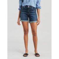Levi's 女士牛仔短裤