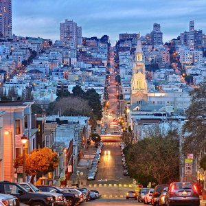 San Francisco 4- Star From $100/NPriceline Hotel Express Deal
