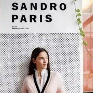 2折起+折上85折 史低€49收连衣裙Sandro 全网最低看这里 快来一起挖宝明星同款啦