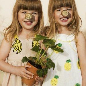 促销区低至6折Stella McCartney 童装上新款 童趣十足惹人爱