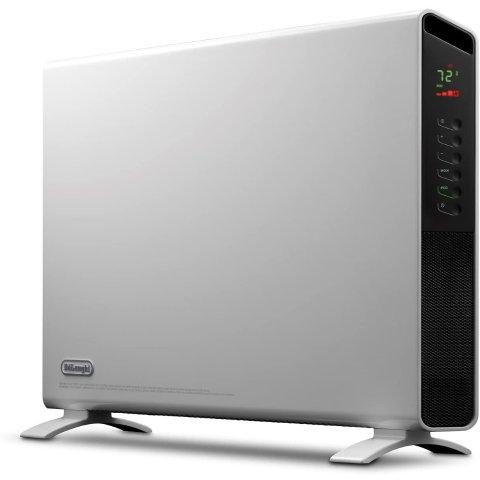 $149.99包邮(原价$199.99)Delonghi 德龙 HCX9115E 电热取暖器  超薄 立式/壁挂均可
