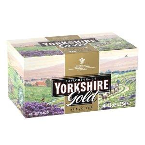 Yorkshire Gold Tea 40茶包