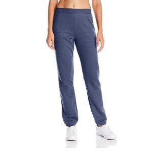 $5(原价$11.61)Hanes 女款休闲长裤热卖 多色可选