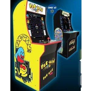 Pac-Man or Galaga Retro Arcade Machine