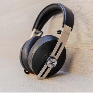 $469.95(原价$529.95)森海塞尔 Momentum第三代 降噪耳机 当你在家工作时