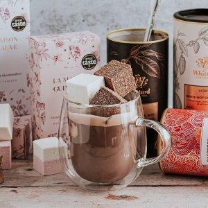 新用户无门槛8.5折即将截止:Whittard 热巧克力专场 烘培专享&暖胃热饮品好选择