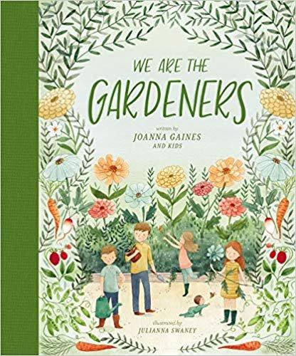童书 We Are the Gardeners
