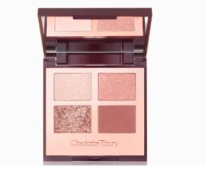 Rose Gold Eyeshadow Palette: Exagger-eyes – Bigger Brighter Eyes  | Charlotte Tilbury