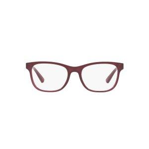 Armani Exchange红色眼镜