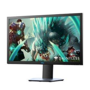 $233.99(原价$389.69)限今天:Dell S2419HGF 电竞显示器 支持G-Sync 144Hz 1ms