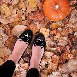 满£150可享8折+直邮中国Charlotte Olympia 时尚鞋履热卖 做甜美可人的猫系女孩