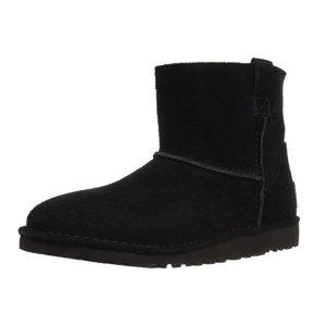 现价$51.28(原价$120)UGG 黑色经典5/6码女款短靴热卖